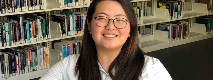 Annie Jeong: Library's Book Selection Is Diverse