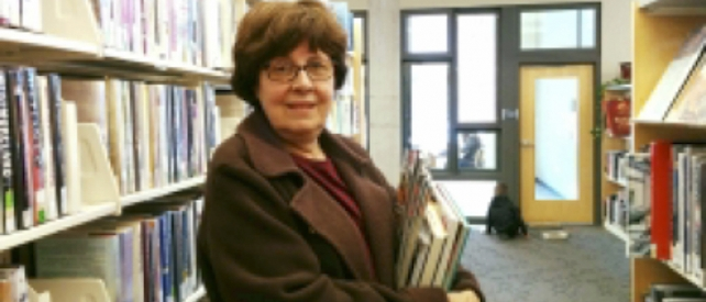 Carole Thomas: Almost Any Book Available, Anytime