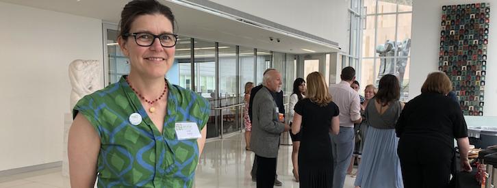 Louisa Kamps: Book Festival Is 'an Intellectual Hub'
