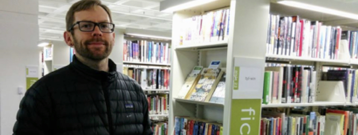 Zach Smith: Appreciating All that the Libraries Have to Offer