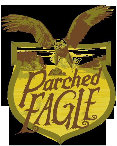 Parched Eagle logo