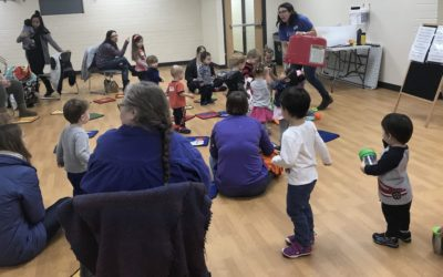Pinney Partnership with YMCA Blossoms
