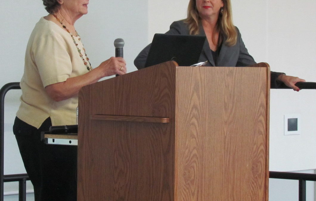 Library Introduces Customer Framework at Staff Day