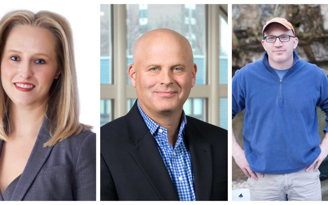 Meet the Foundation's Five New Board Members