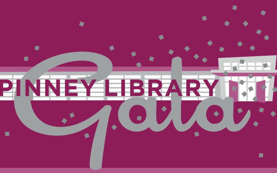 Pinney Library Gala February 29