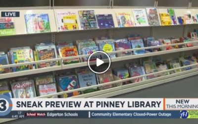 New Pinney Library Media Coverage