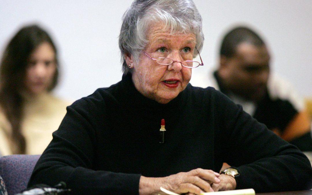 First Rosemary Lee Civic Engagement Internship Begins