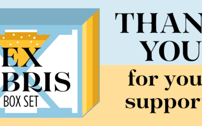Thanks for Making Our 10th Ex Libris a Special Edition