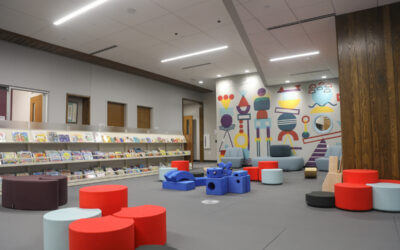 Pinney Library Attains LEED Gold Status