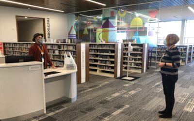 Madison Public Library Adjusts Operations