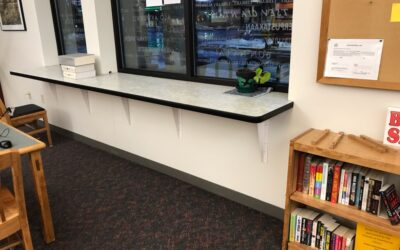 Lakeview, Hawthorne Undergo Library Remodeling