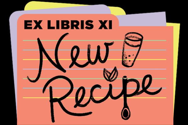 Ex Libris XI- New Recipe Logo