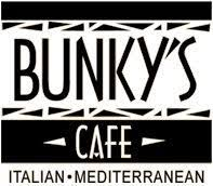 Bunky's Catering logo