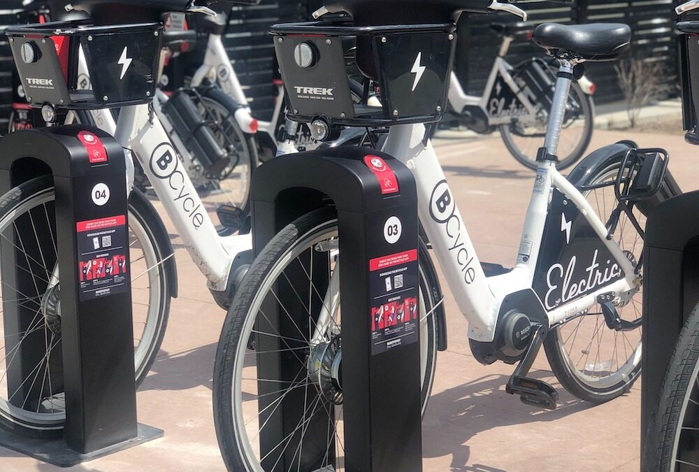 Foundation, BCycle Launch Bicycle Pass Program at Libraries