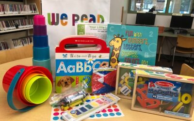 Donations Allow Parents as First Teachers Program to Serve More Families