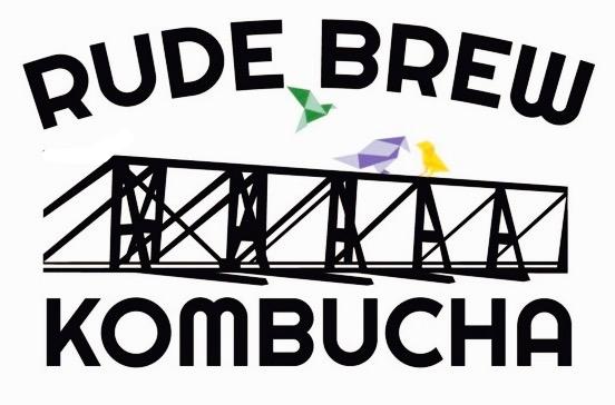 Rude Brew Kombucha logo